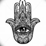 фото Эскизы тату оберегов от 17.02.2018 №219 - Sketches of tattoo amulets - tatufoto.com