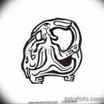 фото Эскизы тату оберегов от 17.02.2018 №224 - Sketches of tattoo amulets - tatufoto.com