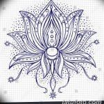 фото Эскизы тату оберегов от 17.02.2018 №225 - Sketches of tattoo amulets - tatufoto.com