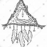 фото Эскизы тату оберегов от 17.02.2018 №230 - Sketches of tattoo amulets - tatufoto.com