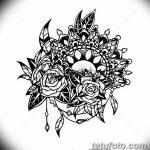 фото Эскизы тату оберегов от 17.02.2018 №245 - Sketches of tattoo amulets - tatufoto.com