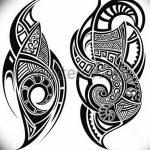 фото Эскизы тату оберегов от 17.02.2018 №246 - Sketches of tattoo amulets - tatufoto.com