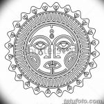 фото Эскизы тату оберегов от 17.02.2018 №250 - Sketches of tattoo amulets - tatufoto.com