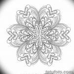фото Эскизы тату оберегов от 17.02.2018 №251 - Sketches of tattoo amulets - tatufoto.com