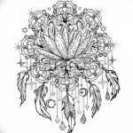 фото Эскизы тату оберегов от 17.02.2018 №252 - Sketches of tattoo amulets - tatufoto.com