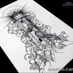 фото Эскизы тату оберегов от 17.02.2018 №255 - Sketches of tattoo amulets - tatufoto.com