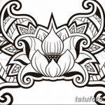 фото Эскизы тату оберегов от 17.02.2018 №259 - Sketches of tattoo amulets - tatufoto.com