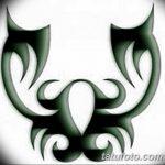 фото Эскизы тату оберегов от 17.02.2018 №266 - Sketches of tattoo amulets - tatufoto.com 36345346