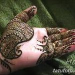 фото рисунки хной на теле от 12.02.2018 №146 - drawings of henna on - tatufoto.com