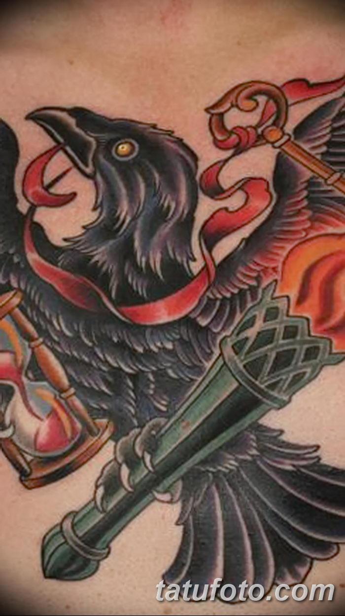 фото рисунок тату факел от 07.02.2018 №013 - torch tattoo - tatufoto.com