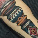 фото рисунок тату факел от 07.02.2018 №037 - torch tattoo - tatufoto.com