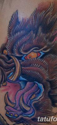 фото тату кабан от 12.02.2018 №013 – tattoo boar – tatufoto.com