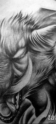 фото тату кабан от 12.02.2018 №038 – tattoo boar – tatufoto.com