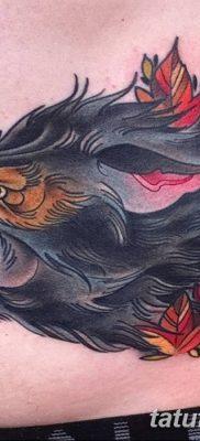 фото тату кабан от 12.02.2018 №055 – tattoo boar – tatufoto.com