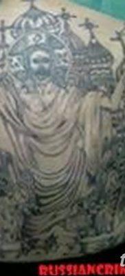 фото тату купола церкви от 19.02.2018 №001 – church dome tattoo – tatufoto.com