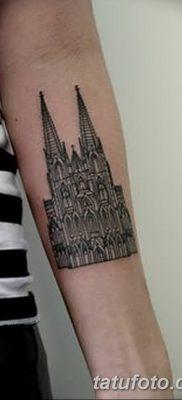 фото тату купола церкви от 19.02.2018 №002 – church dome tattoo – tatufoto.com
