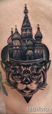 фото тату купола церкви от 19.02.2018 №004 – church dome tattoo – tatufoto.com