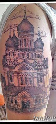 фото тату купола церкви от 19.02.2018 №008 – church dome tattoo – tatufoto.com
