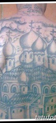 фото тату купола церкви от 19.02.2018 №011 – church dome tattoo – tatufoto.com