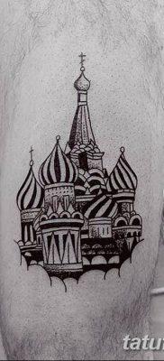 фото тату купола церкви от 19.02.2018 №016 – church dome tattoo – tatufoto.com