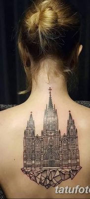 фото тату купола церкви от 19.02.2018 №020 – church dome tattoo – tatufoto.com