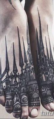 фото тату купола церкви от 19.02.2018 №022 – church dome tattoo – tatufoto.com