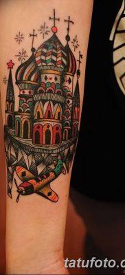 фото тату купола церкви от 19.02.2018 №025 – church dome tattoo – tatufoto.com