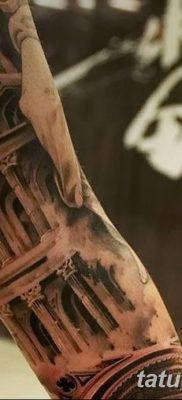 фото тату купола церкви от 19.02.2018 №026 – church dome tattoo – tatufoto.com