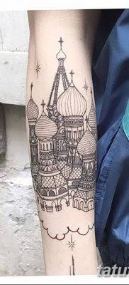 фото тату купола церкви от 19.02.2018 №029 – church dome tattoo – tatufoto.com