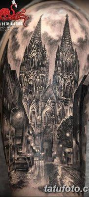 фото тату купола церкви от 19.02.2018 №030 – church dome tattoo – tatufoto.com