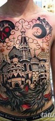 фото тату купола церкви от 19.02.2018 №033 – church dome tattoo – tatufoto.com