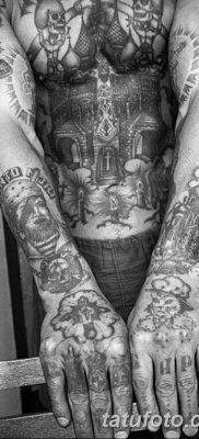 фото тату купола церкви от 19.02.2018 №038 – church dome tattoo – tatufoto.com