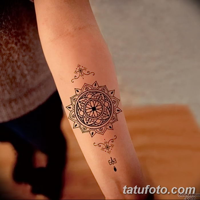 фото тату мантры от 07.02.2018 №105 - mantra tattoo - tatufoto.com