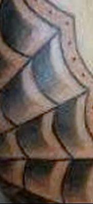 фото тату паутина на локте от 06.02.2018 №054 – tattoo spider web on elbow – tatufoto.com