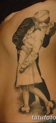 фото тату поцелуй от 21.02.2018 №001 – tattoo kiss – tatufoto.com