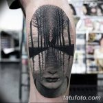фото тату сюрреализм от 10.02.2018 №004 - Tattoo ornamental - tatufoto.com