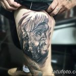 фото тату сюрреализм от 10.02.2018 №029 - Tattoo ornamental - tatufoto.com