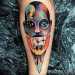 фото тату сюрреализм от 10.02.2018 №045 - Tattoo ornamental - tatufoto.com