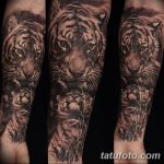 фото тату сюрреализм от 10.02.2018 №062 - Tattoo ornamental - tatufoto.com