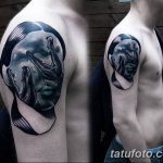фото тату сюрреализм от 10.02.2018 №067 - Tattoo ornamental - tatufoto.com