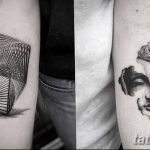 фото тату сюрреализм от 10.02.2018 №085 - Tattoo ornamental - tatufoto.com