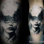 фото тату сюрреализм от 10.02.2018 №109 - Tattoo ornamental - tatufoto.com