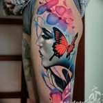 фото тату сюрреализм от 10.02.2018 №130 - Tattoo ornamental - tatufoto.com