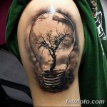 фото тату сюрреализм от 10.02.2018 №150 - Tattoo ornamental - tatufoto.com