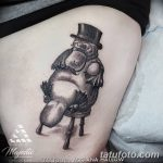 фото тату сюрреализм от 10.02.2018 №169 - Tattoo ornamental - tatufoto.com