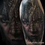 фото тату сюрреализм от 10.02.2018 №187 - Tattoo ornamental - tatufoto.com