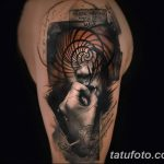фото тату сюрреализм от 10.02.2018 №229 - Tattoo ornamental - tatufoto.com