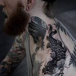 фото тату сюрреализм от 10.02.2018 №236 - Tattoo ornamental - tatufoto.com