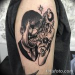 фото тату сюрреализм от 10.02.2018 №242 - Tattoo ornamental - tatufoto.com