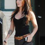 фото Тату Меган Фокс от 16.03.2018 №008 - Megan Fox Tattoo - tatufoto.com